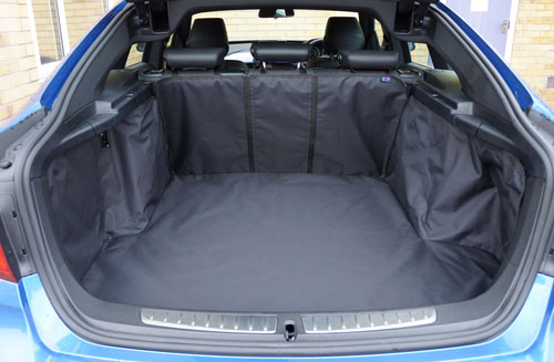 Fully Tailored Boot Liner - Heavy Duty Example