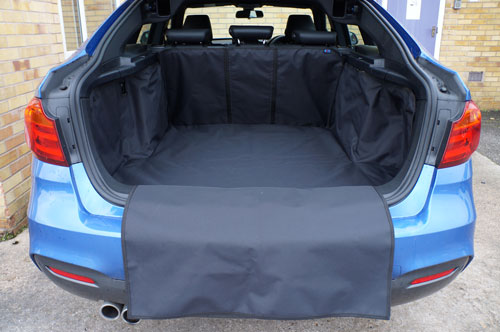 Heavy Duty Boot Liner - Removable Bumper Flap Option
