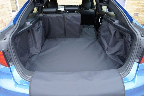 Heavy Duty Boot Liner - Seat Split Options