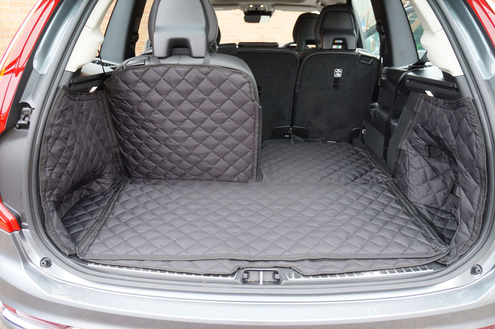 volvo xc90 7 seats 2015 2019 boot liners from. Black Bedroom Furniture Sets. Home Design Ideas