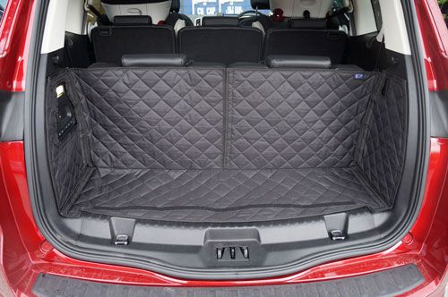 Ford S Max 7 Seat Mode 2017 Boot Liners