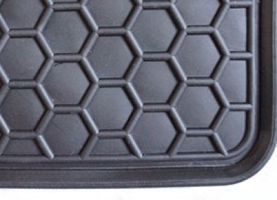 Moulded Rubber - Raised Edge