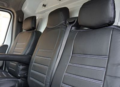 Faux Leather Van Seat Cover Sale