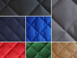 Quilted Material Examples