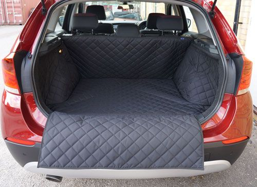 Quilted Pet Dog Heavy Duty Boot Liner Protector For BMW 4 SERIES GRAN COUPE